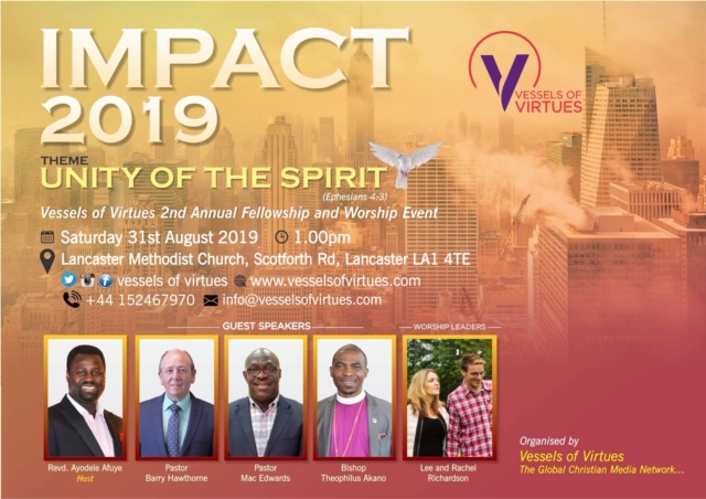 Impact 2019 @ Lancaster Methodist Church | England | United Kingdom