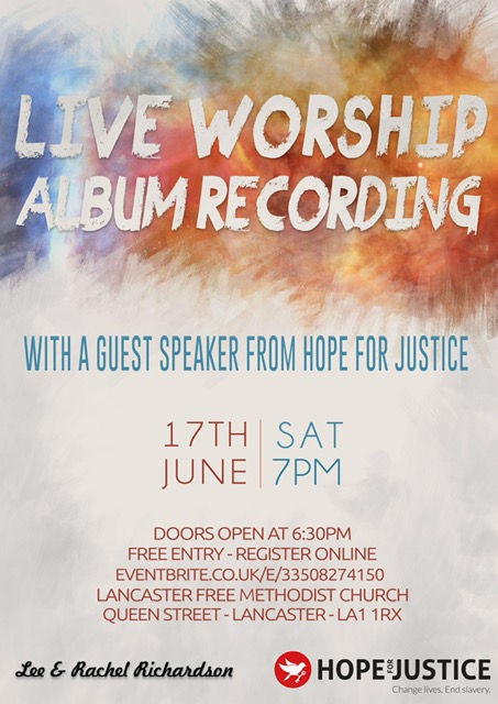 Live Worship Album Recording